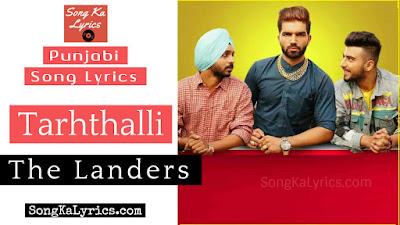 tarhthalli-lyrics-the-landers