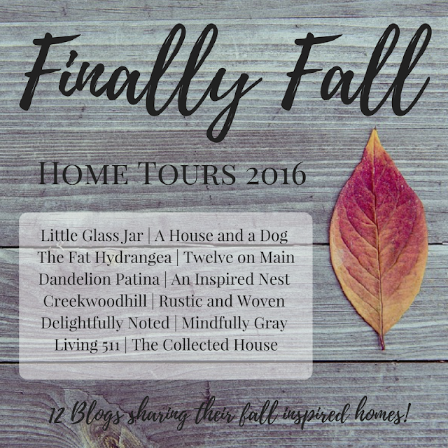 Blogger's Fall Home Tours