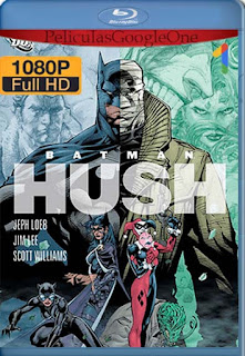 Batman Hush  [2019] [1080p BRrip] [Latino- Ingles] [GoogleDrive] LaChapelHD