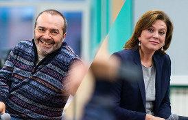 Виктор Шендерович и Светлана Сорокина вспоминают «тот самый» НТВ и его крах