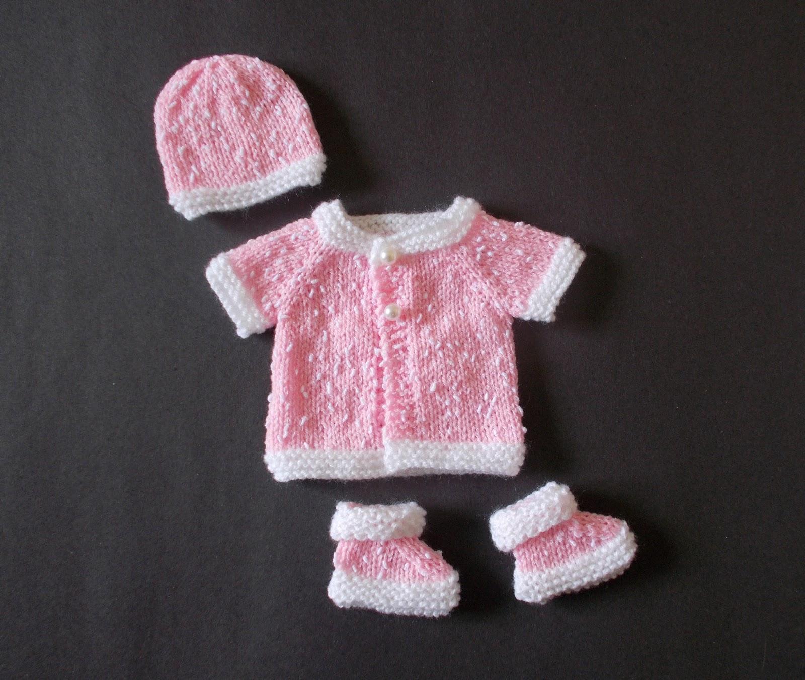 Marianna\'s Lazy Daisy Days: Topaz - Premature Baby Cardi