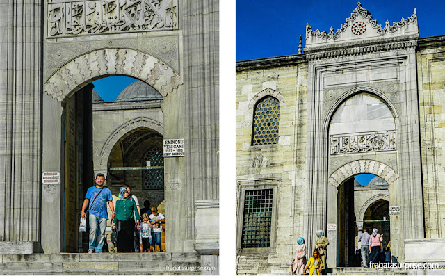 Mesquita Nova de Istambul
