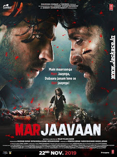 Marjaavaan First Look Poster 2