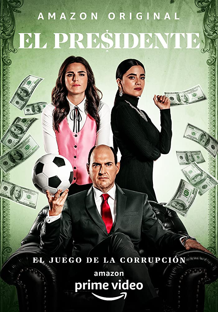 El Presidente Miniserie Latino 720p