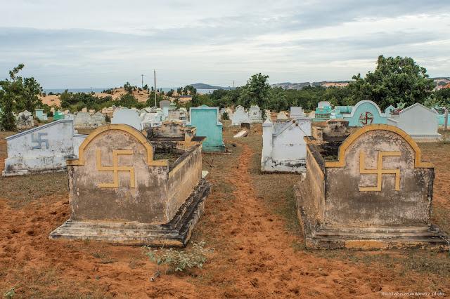 Wietnamski cmentarz