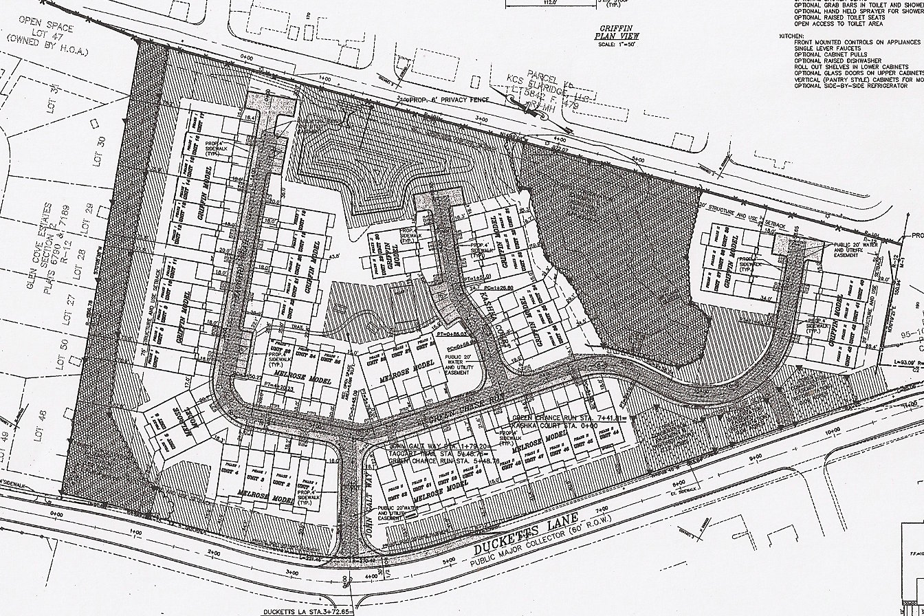 Tales Of Two Cities More Elkridge Angst – How To Get A Site Plan For My Property