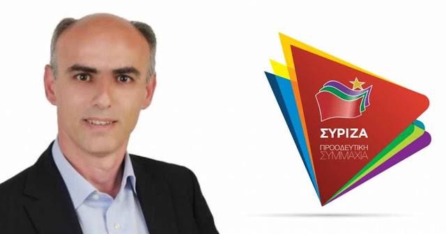 Ποιος είναι ο υποψήφιος βουλευτής ΣΥΡΙΖΑ Γιώργος Γαβρήλος και τι λέει για την Αργολίδα