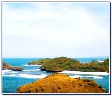Gambar Pemandangan Alam Pantai Kasap
