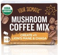 Four Sigmatic Mushroom Coffee With Lion's Mane and Chaga Discount