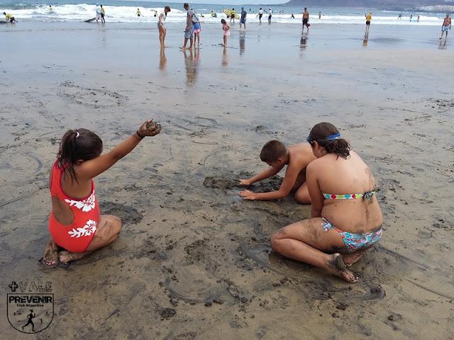 infantil playa canteras