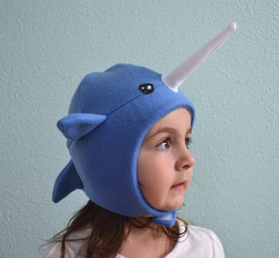 Narwhal Hat