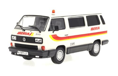 volkswagen t3 1990 iberia  vehículos de reparto y servicio salvat