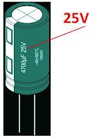 Tester un condensateur  voltmètre