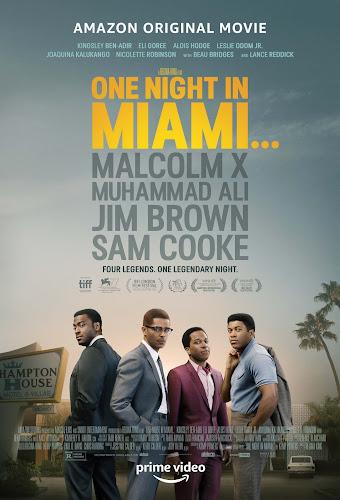 One Night in Miami (Web-DL 1080p Dual Latino / Ingles) (2020)