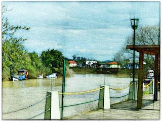 Cais do Porto de Montenegro, Rio Grande do Sul