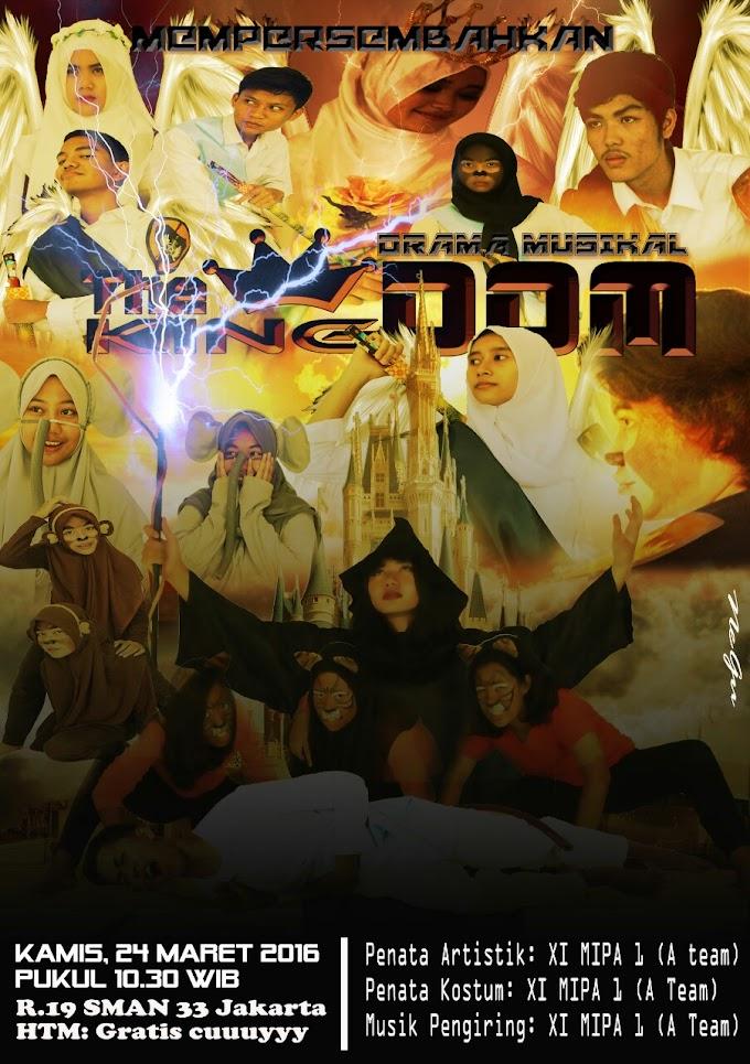 Cerita di Balik Layar: The Kingdom