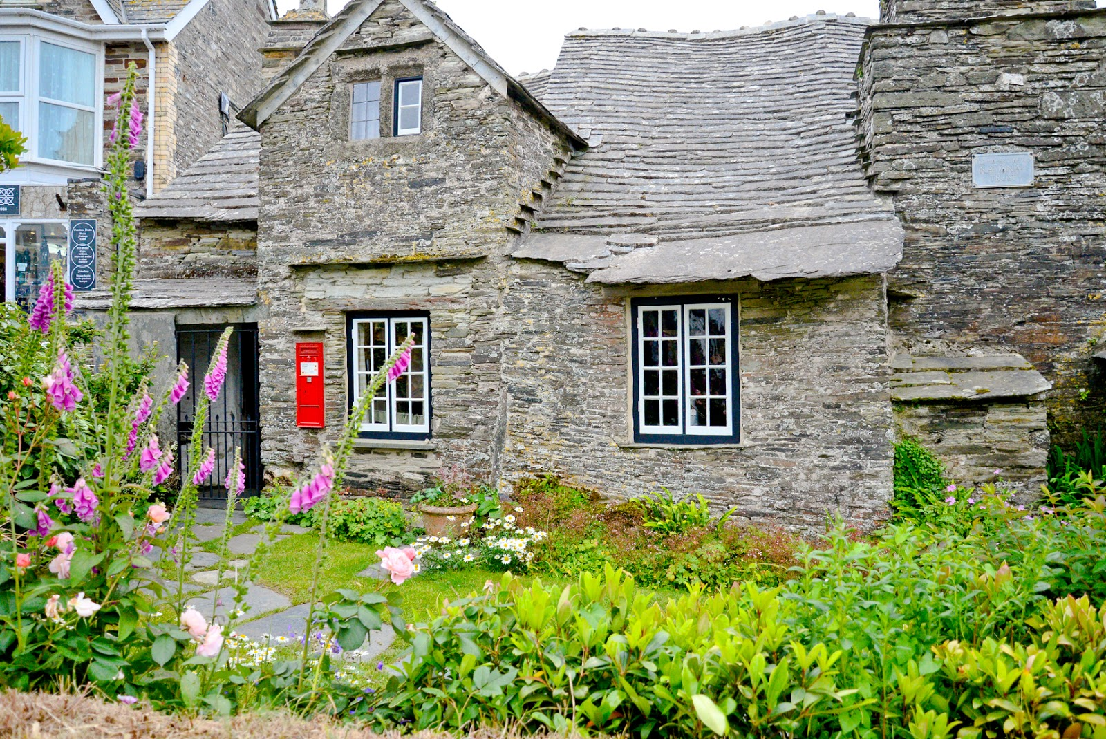 the old post office tintagel, tintagel, old post office,family travel, uk family holidays with kids