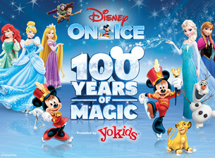 Disney on Ice 100 Years of Magi