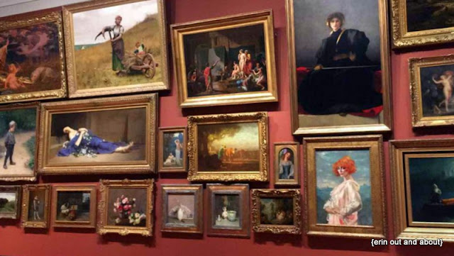 {ErinOutandAbout} Avoid Museum Fatigue: How to Properly Visit a Museum