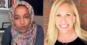 """Georgia Congresswoman slams Ilhan Omar """"ungrateful refugee, who married her brother and broke the law to get him in the country"""""""