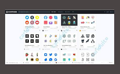 Daftar Situs Download Icon PNG GRATIS Kualitas Terbaik