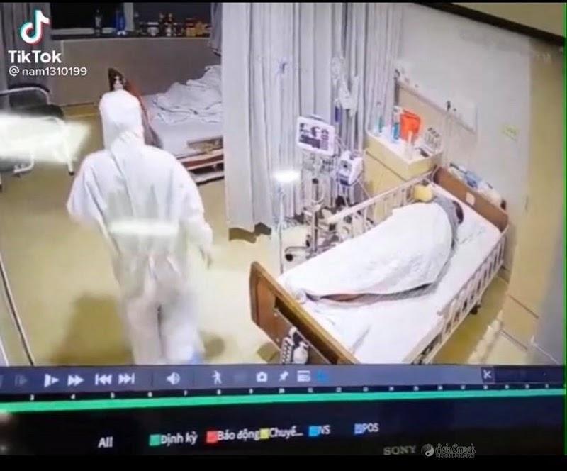 PPE Nurses Was Mistaken As Ghosts
