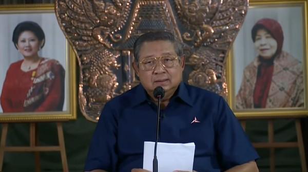 SBY Bikin Video Podcast, Bicara 'Sahabat yang Sangat Melukaiku'