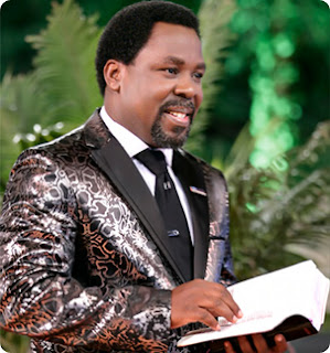 TB Joshua: My Father As An Herbalist Also Saw And Predicted The Future, Nigerian Man Claims