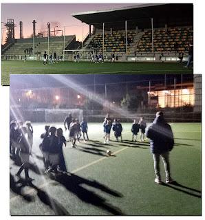 Fútbol DFA Aranjuez Escuela