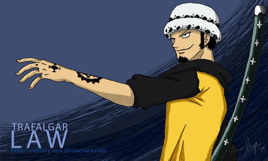 One Piece: April 2013