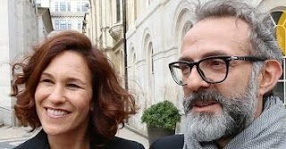 Lara Gilmore and Massimo Bottura met in New York in the last 1980s