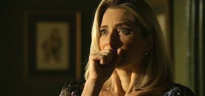 Marilda (Letícia Spiller) vai confrontar o marido no capítulo de hoje (12) de O Sétimo Guardião
