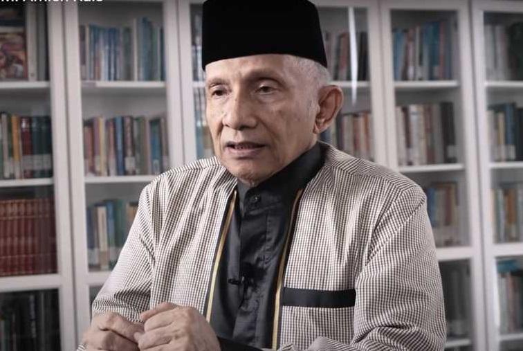 Amien Rais: Pak Kapolri, PAM Swakarsa Tolong Dibatalkan Saja!