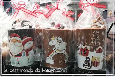 Mug chocolat de l'art chocolatier Stéphane Roux