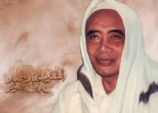 """Kiai Abdul Hamid Pasuruan Bukan """"Wali Tiban"""" oleh Gus Mus"""