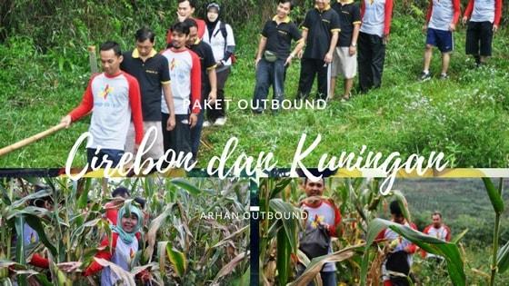 Paket Outbound Cirebon Kuningan