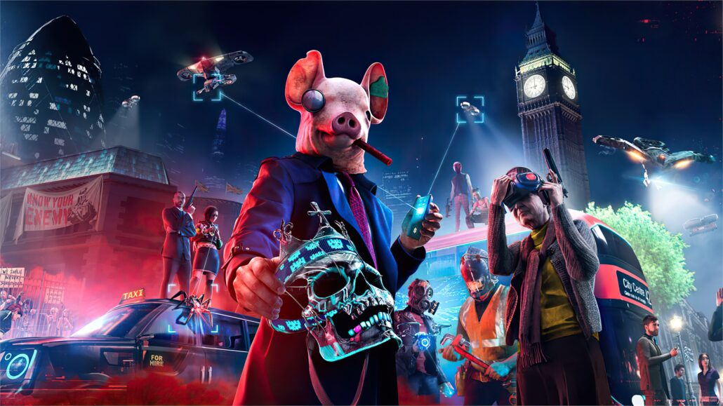 Watch Dogs: Legion Online Multiplayer Moved to 2021