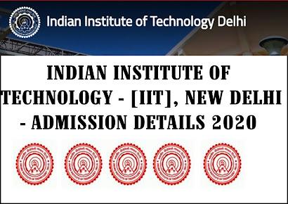 INDIAN  - [IIT], NEW DELHI