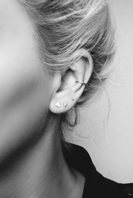 Amazing Ear Piercings For Girls