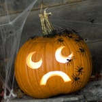 Jeepers Creepers Jack-o'-Lanterns - Step 4