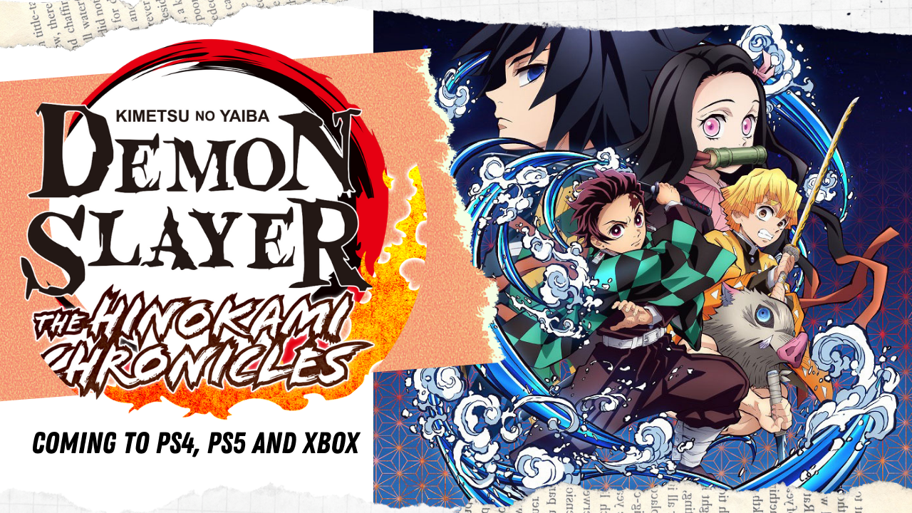 Demon Slayer -Kimetsu no Yaiba- The Hinokami Chronicles is Coming to PS4, PS5 and XBox 2021 Ranneveryday