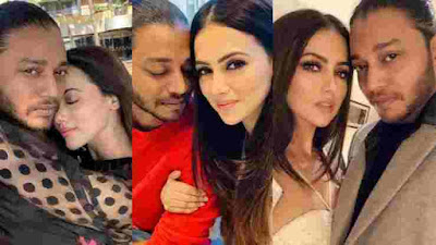 sana khan on breakup with melvin louis