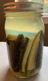 homemade, pickles, fermentation