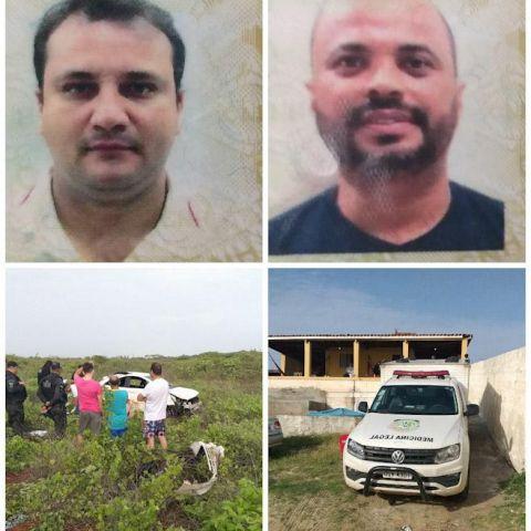 MAIS INFORMAÇÕES SOBRE A TRAGÉDIA NA CASA DE PRAIA: Cucunhados são mortos em tentativa de assalto na Praia de Areia Branca RN