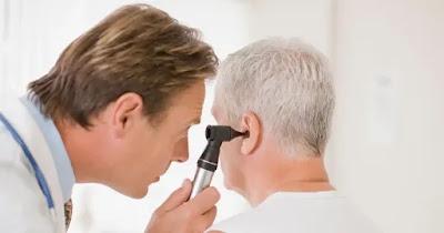التهاب الجلد في القناة السمعية