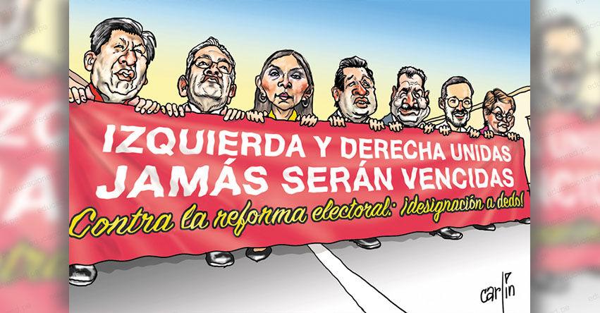 Carlincaturas Viernes 17 Septiembre 2021 - La República
