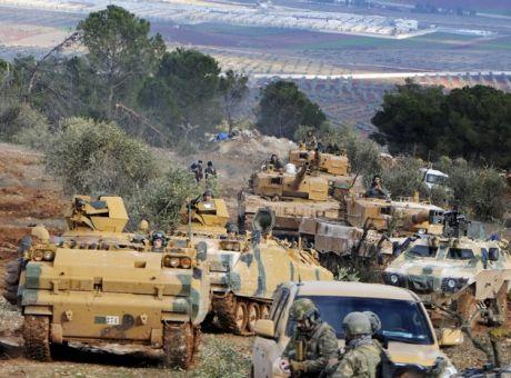 Η Ρωσία κατηγορεί την Τουρκία ότι συνδράμει τους αντάρτες στη Συρία