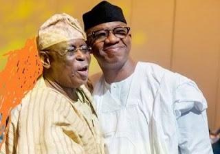 Gov Abiodun celebrates Osoba at 82