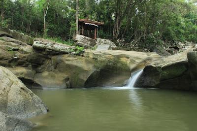 Tidak Sengaja Mengunjungi Luweng Sampang