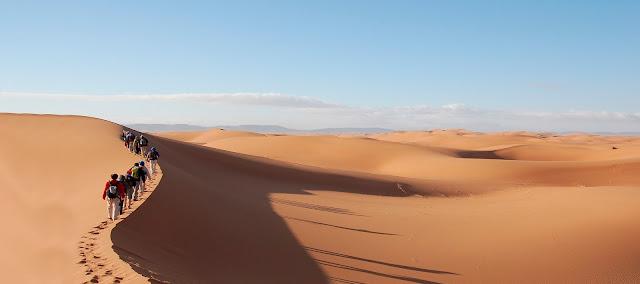 Lugares que você deve conhecer quando for a Marrocos
